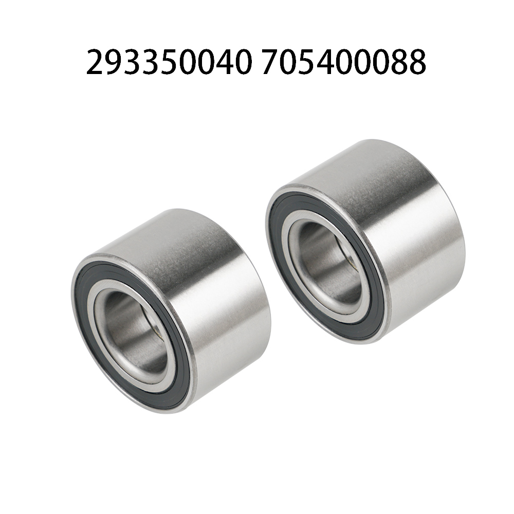 SET OF 4 FRONT REAR WHEEL BALL BEARINGS FIT Can-Am COMMANDER 800 4X4 2011-2013
