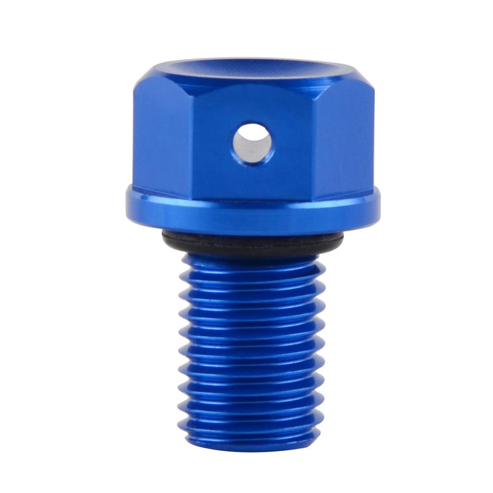 CNC M10 Magnetic Aluminum Oil Drain Bolt Plug For Suzuki DRZ400S//E//SM FRAME